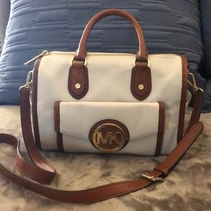 Michael Kors Crossbody Leather Purse
